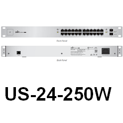 UniFi Switch 24 - 250W