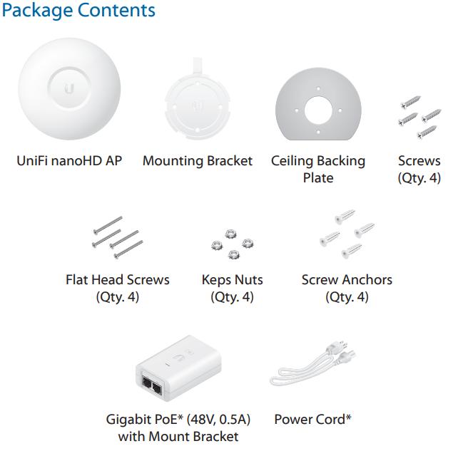 UniFi Nano HD Access Point